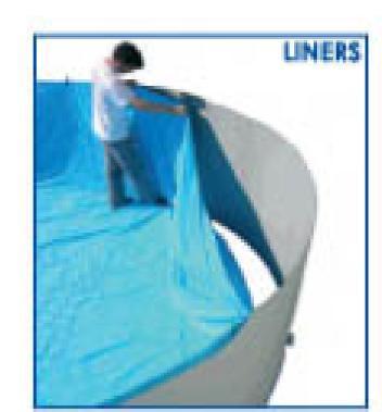Recambios liner para su piscina toi aqua systems egara - Liner para piscinas precio ...
