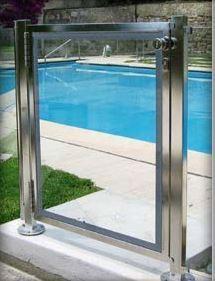 Valla de seguridad para piscinas aqua systems egara - Valla seguridad piscina ...